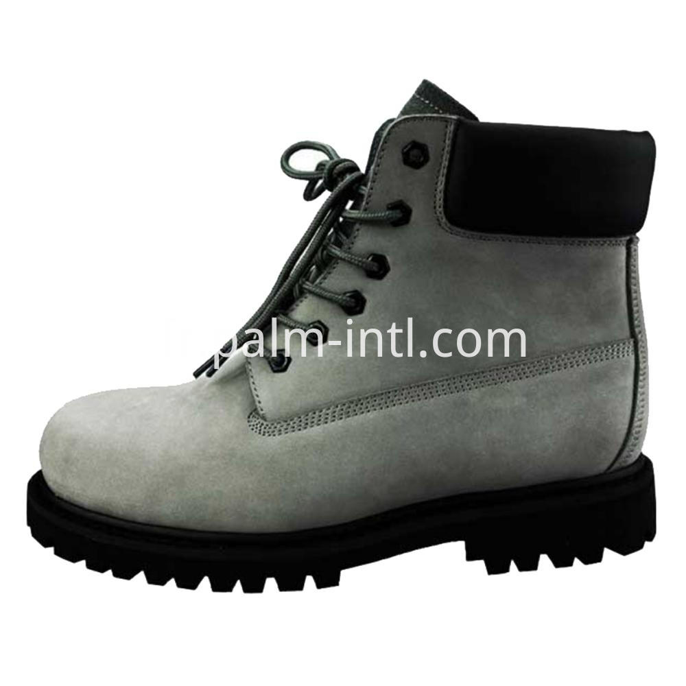 Top Quality Rubber Outsole Safety Boots