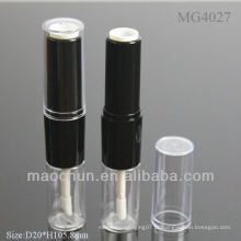 MG4027 batom duplo terminou com garrafa lipgloss