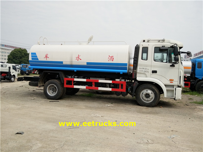 JAC Water Tank Sprinkler Trucks