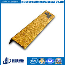 FRP Yellow Stair Nosing for Gratings