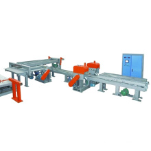 New type  four sides edge cutting saw