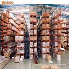 prateleiras do armazenamento do metal da alta qualidade do preço de fábrica do armazém