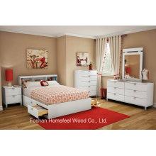 Дети 3 шт. Комплект мебели для спальни