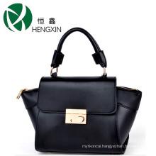 PU Woman Handbag with Wings