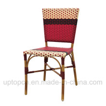 Colorful Outdoor Rattan Chair for Outdoor Bistro (SP-OC830)