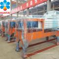 Imprensa de óleo hidráulica patenteada de Huatai 5TPD, terno para a imprensa quente e a imprensa fria