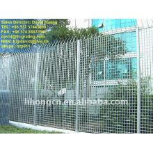 hot dip galvanized fortaleza fence