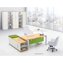 New design top quality modern furniture metal frame office desk