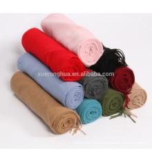 Chal de lana merino de venta directa de fábrica 100%
