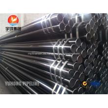 Tubo de intercambiador de calor de alta presión ASTM A213 T91