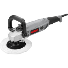 Floor hand polishing machine