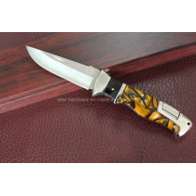 420 aço inoxidável acampando faca (SE-S331)
