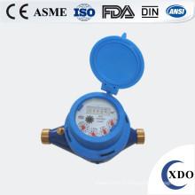 compteur d'eau volumétrique à piston rotatif
