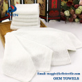 OEM supplier 100% cotton small hand towel white airline towel OEM supplier 100% cotton small hand towel white airline towel