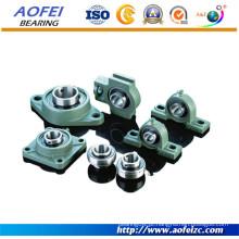 A & F rolamento de mancal de rolamento de mancal duplo rolamento esférico P204 P205