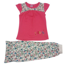 Summer Baby Girl Children′s Suit in Kids Wear