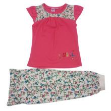 Лето дети девочки костюм дети в одежда