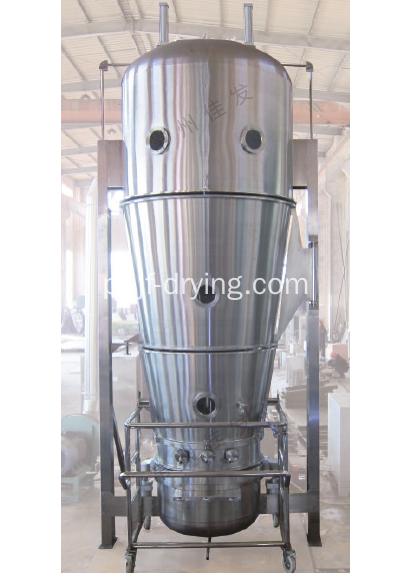 LDP Fluid Bed Coating Machinery