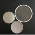 AISI304 Edelstahl Drahtgeflecht Metallfilterscheibe