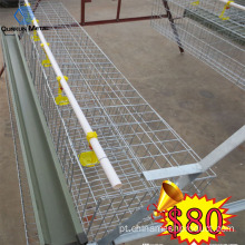 A Frame Broiler Chicken Cage For Sale
