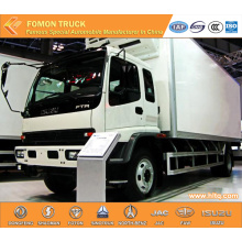Japan Technology 190hp Refrigerated Truck Good Quality