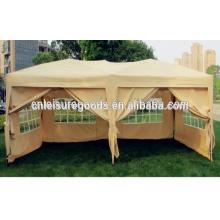 3X6M Stahl faltende kommerzielle Zelt-im Freienzelt-Zelt-Gazebos