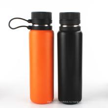 Модные Новые Амазонки Двойная Стена Термос Спорт Бутылки Воды