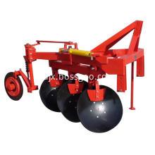 Farm rotary plow with scraper mould board plough