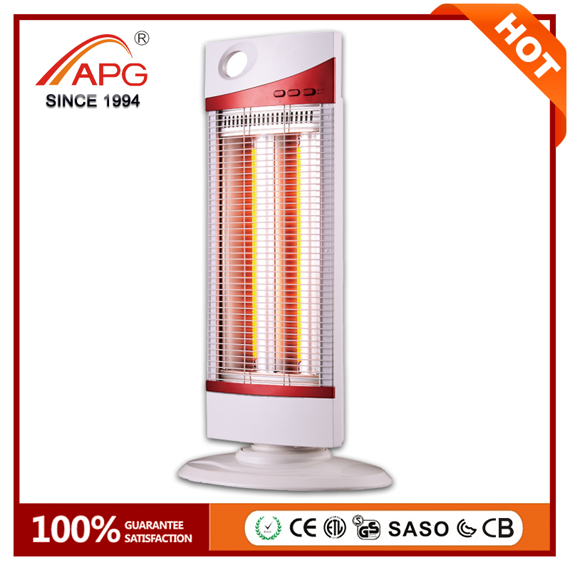Electric Carbon Infrared Heater APG 2017