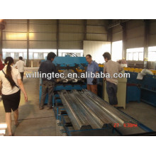 2014 Sommer Stahl Boden Decking Roll Forming Machine China