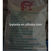 STPP 85%, Tripolyphosphate de sodium, Food Grade, agent chélatant de métal, Fabricant,
