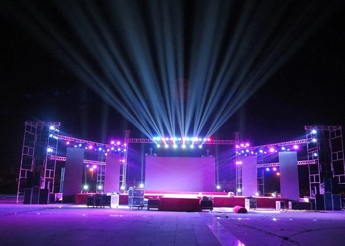 Concert Front Service Rental Outdoor LED Display