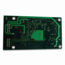 1.6mm PCB with Aluminum Substrate Base, Used for LED Products