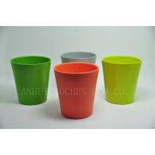 Кубок из бамбукового волокна с экологически чистым покрытием (BC-C1005)