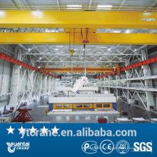 Bipoutre électrique 32 tonne acier Factory Overhead Crane en vente