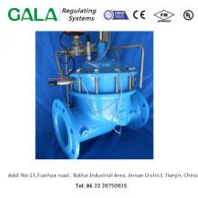 Venta caliente profesional del metal de la alta calidad GALA 1370 Válvula de control de la bomba para el gas