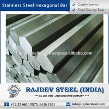 Barra estándar Hexagonal 303 de la calidad estándar del funcionamiento del surtidor mundial