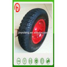 16inche Zapata patrón caucho neumático rueda, 4.00-8 aire., carretilla wheel4.80/4.00-8