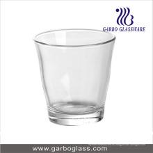 Copa de cristal transparente de alta calidad