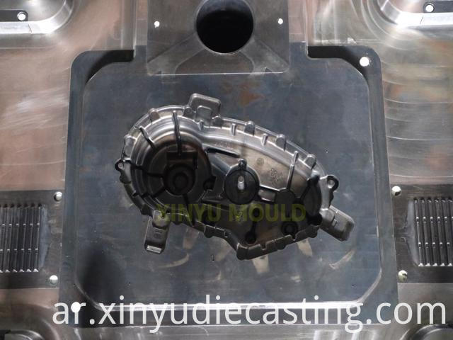 automotive crank case HPDC die