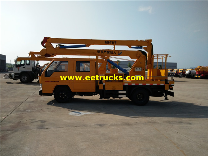 12m Truck with Aerial Lift
