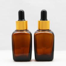 Frasco de vidro cosmético com conta-gotas (NBG06)