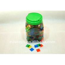 Brinquedos infantis Azulejos transparentes