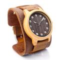 New Environmental Protection Japan Movement Wooden Fashion Watch Bg454