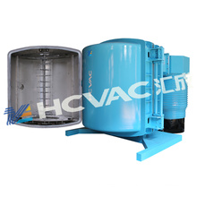 China Plastic Aluminum Vacuum Metallizer/PVD Metallizer for Sale (HCVAC)