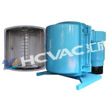 Máquina de metalização UV do vácuo para tampões plásticos, tampões cosméticos do perfume