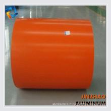 Bobines de gouttière en aluminium de traitement de surface PVDF de série 3000 et PE Revêtue de PE