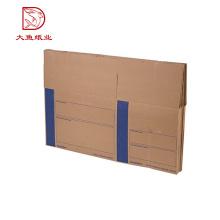 Oem nouveau design pas cher prix exportation papier carton boîte d'emballage