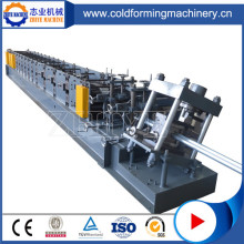C Adjustable Purlin Forming Machine