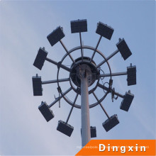 14m 18m, 20m, 25m, 35m 40m Straßenbeleuchtung 30m High Mast Beleuchtung Pole / High Mast Beleuchtung Preis